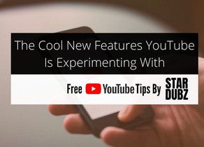 The Cool New Features YouTube Is Experimenting With