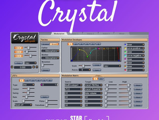 Download Free Vst Crystal by Green Oak