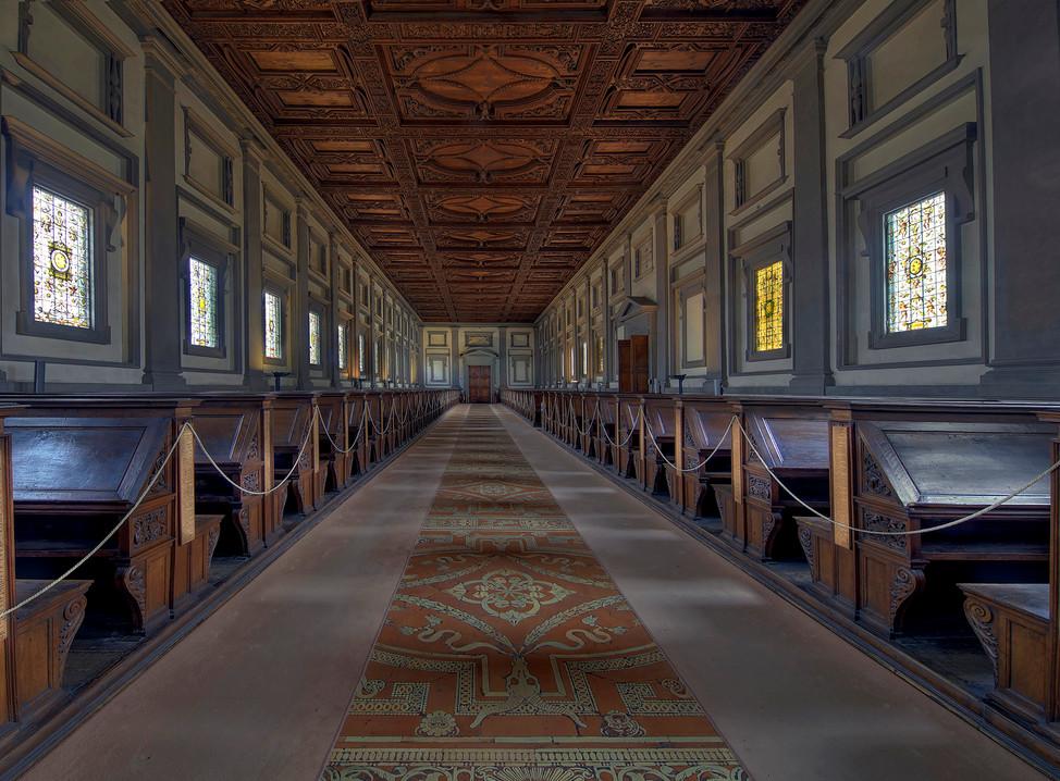 Biblioteca Medicéa Laurenzianna