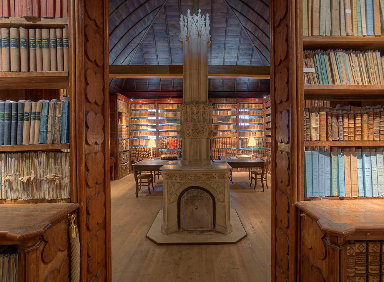 Biblithqèue du Chapitre de Bayeux