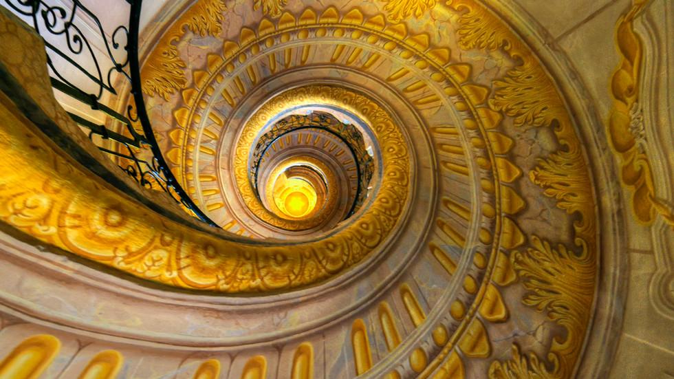 Spirale baroque