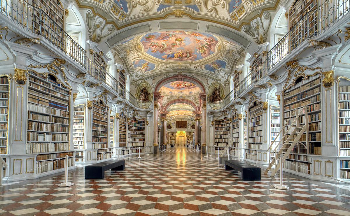 Bibliothèque de L'Abbaye d'Admont