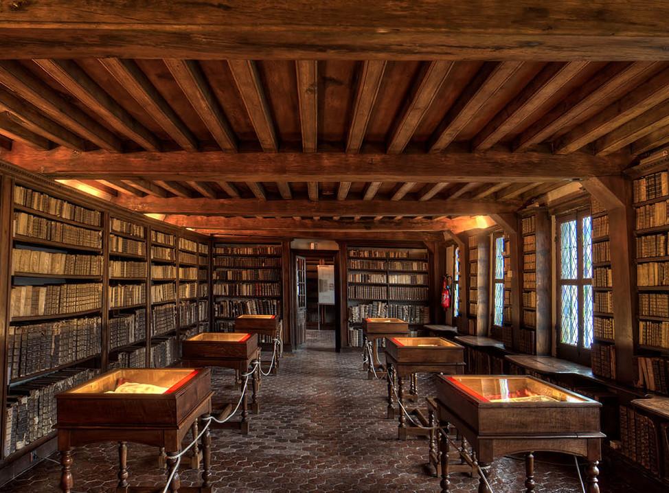 Bibliothèque du Chapitre de Noyon