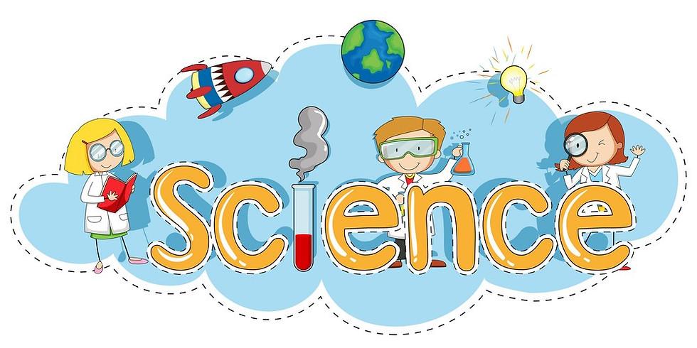 Kathy Mathe's Fun Science- Dendrology!