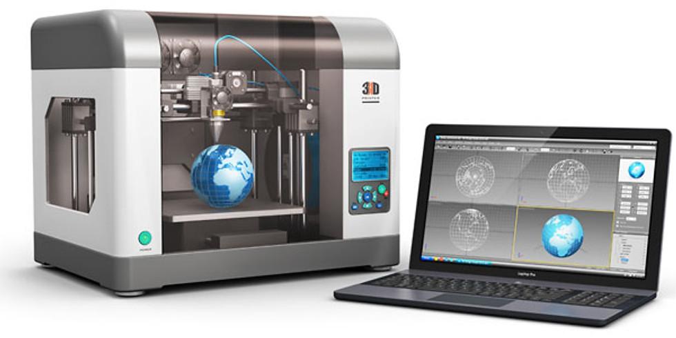Napa STEM Academy 3D Printing