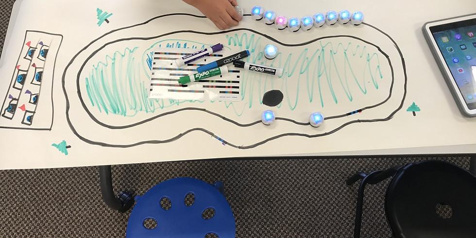 Napa STEM Academy- All About Robotics