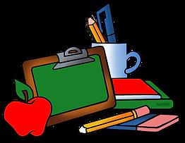 School-supplies-free-school-clip-art-by-