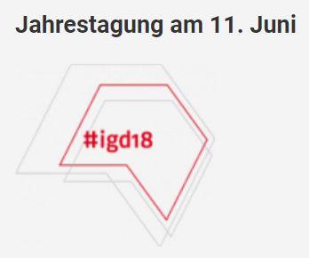 Nächste Woche: Jahrestagung der IG Digital 2018 und Berliner Buchtage