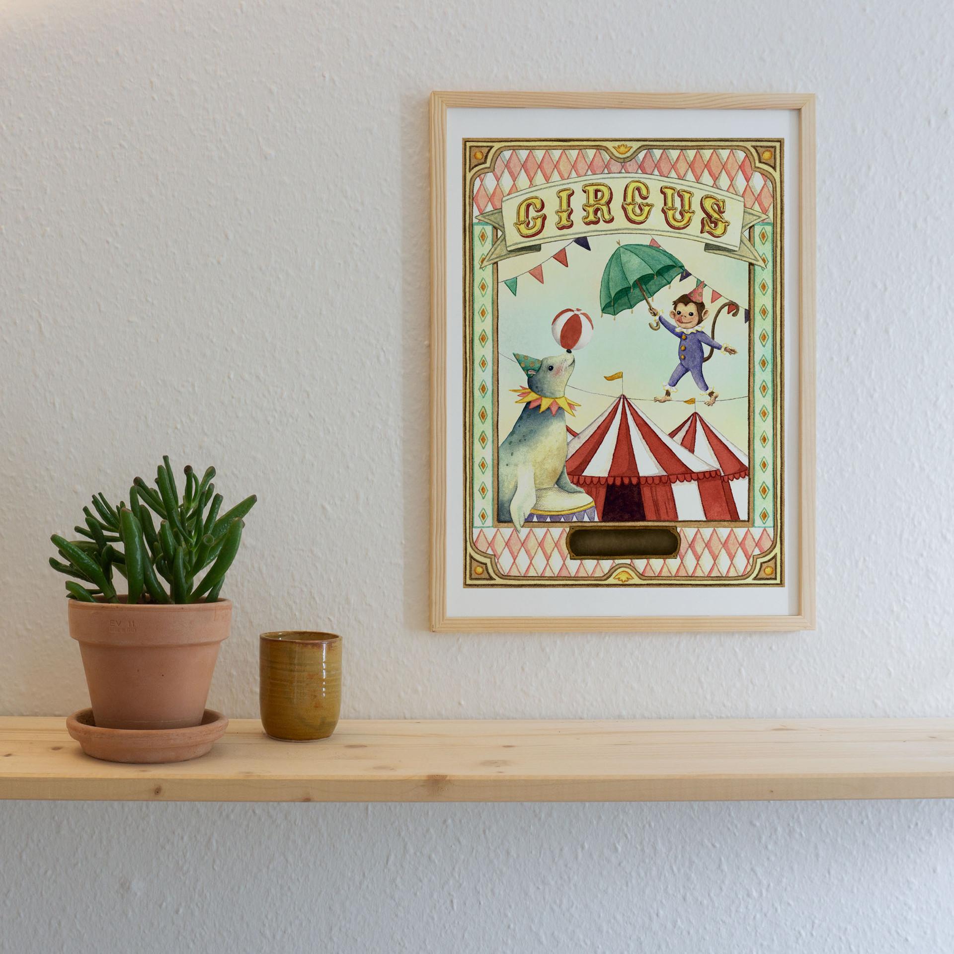 Circusplakaten