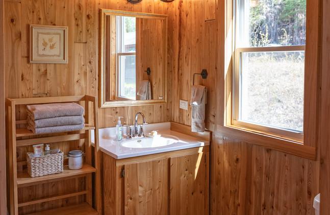 The Bay House Bathroom