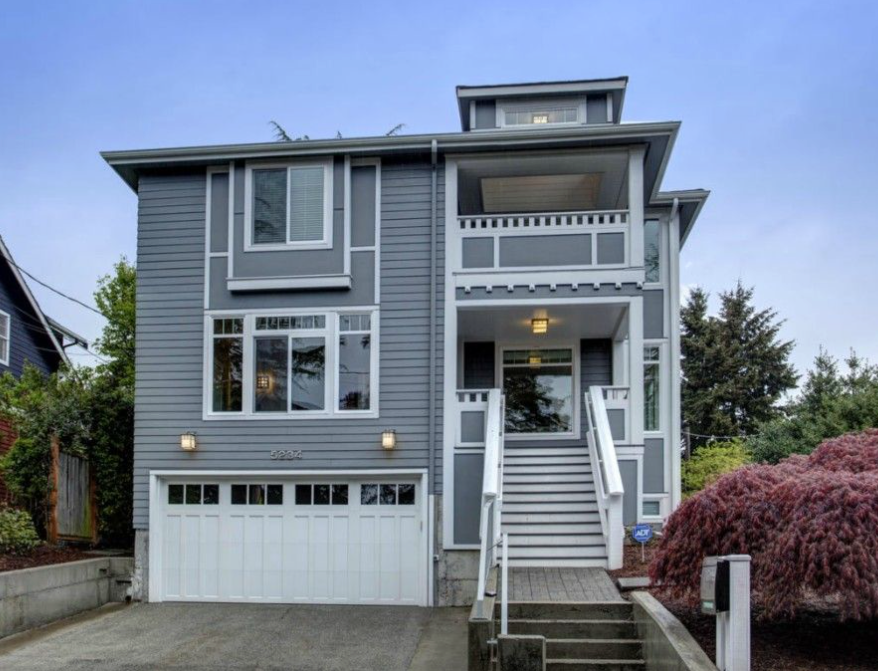 Contemporary Queen Anne Victorian