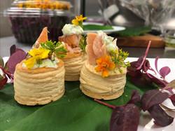 salmon-tart