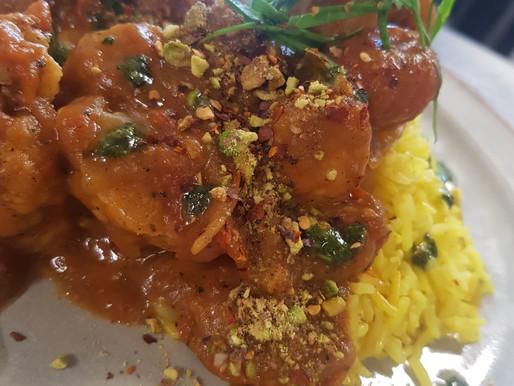 World Food Day - Charred Aubergine Curry Recipe