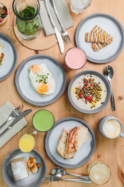 Open Kitchen Cafe & Bar - Breakfast