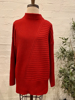 Nikel and Sole Morris knit