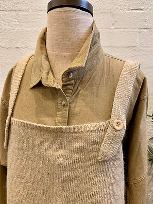 The Shanty Corp Boyfriend Cord Shirt