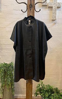 M. A. Dainty Leather Jacket