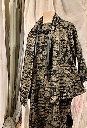 Moyuru Print Jacket