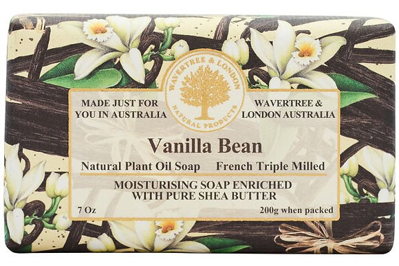 Wavertree & London Soap - Vanilla Bean
