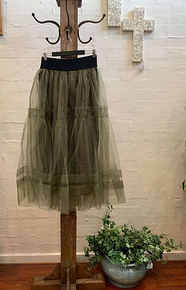 M A Dainty Tulle skirt
