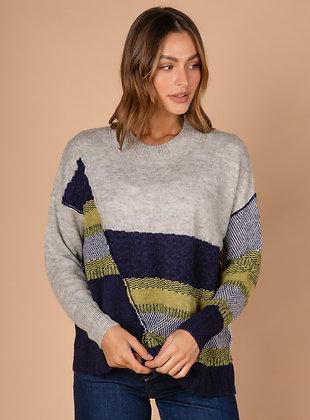 LC+Co Step Hem Knit