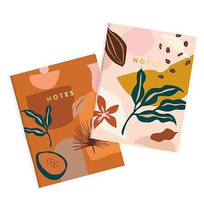 Muse Pocket Notebook Pack