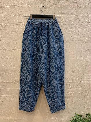 M A Dainty Wallpaper Denim jeans