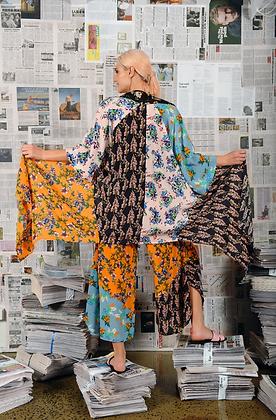 M.A. Dainty Ginori Kimono Jacket