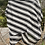 Thumbnail: Moyuru Stripe Box Shape Top