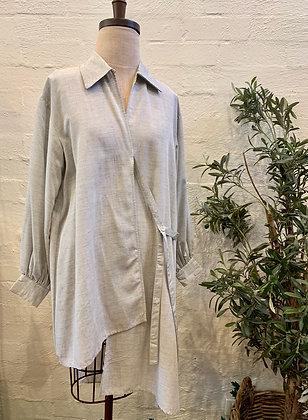 M A Dainty Grey Shirt