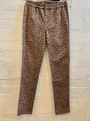 M A Dainty Leopard Pants
