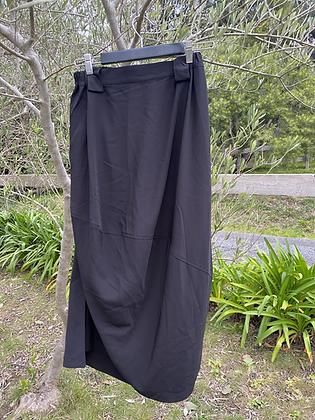 Moyuru Drapped Skirt