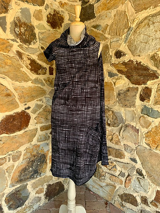 Rundholz Black Print Dress