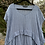 Thumbnail: Moyuru Blue/White Stripe Dress