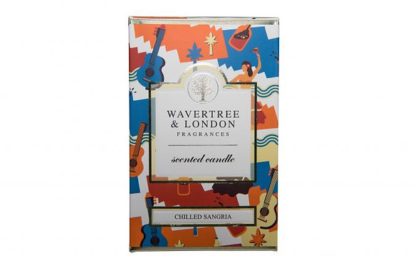 Wavertree & London Candle - Chilled Sangria