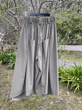 Moyuru Khaki Pants