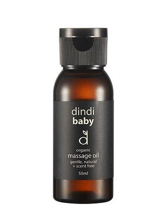 Dindi Organic Baby Massage Oil