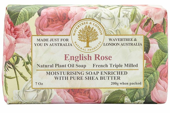 Wavertree & London Soap - English Rose