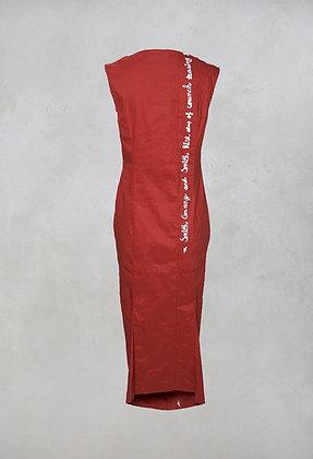 Rundholz Black Label Silhouette Dress