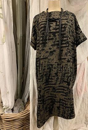 Moyuru Print Dress