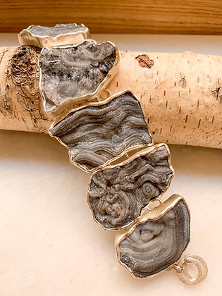 Volcanic Rock Bracelet