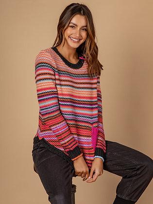 LD+Co Pearl Stripe Knit