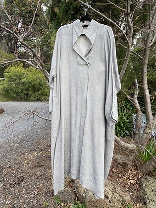 Moyuru Silver Dress Shirt