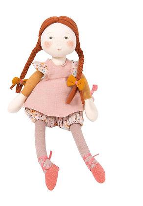 Moulin Roty La Rosalies Fleur Rag Doll