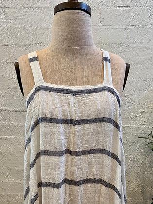 Estilo Emporio Stripe Dress