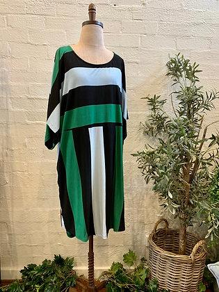 Alembika striped dress