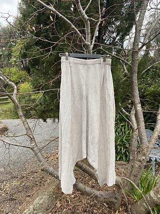 Moyuru Cotton Stripe Pants