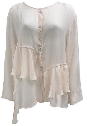 M A Dainty Frill Shirt