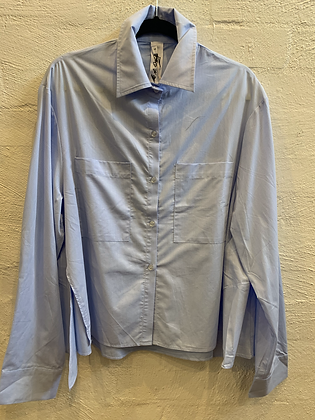 M A Dainty Blue Shirt