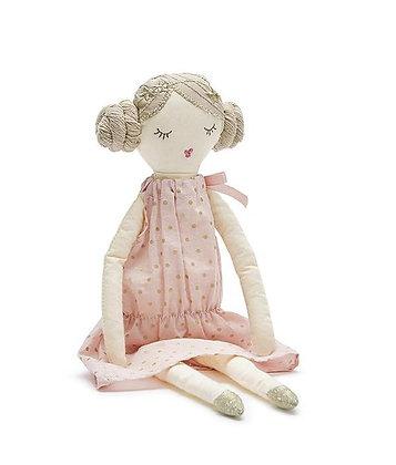 Nana Huchy Lulu Doll-Pink